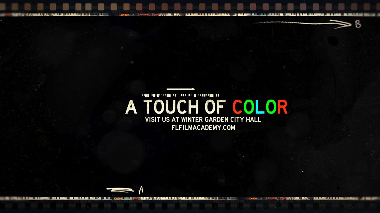 touchcolorytframe florida film academy