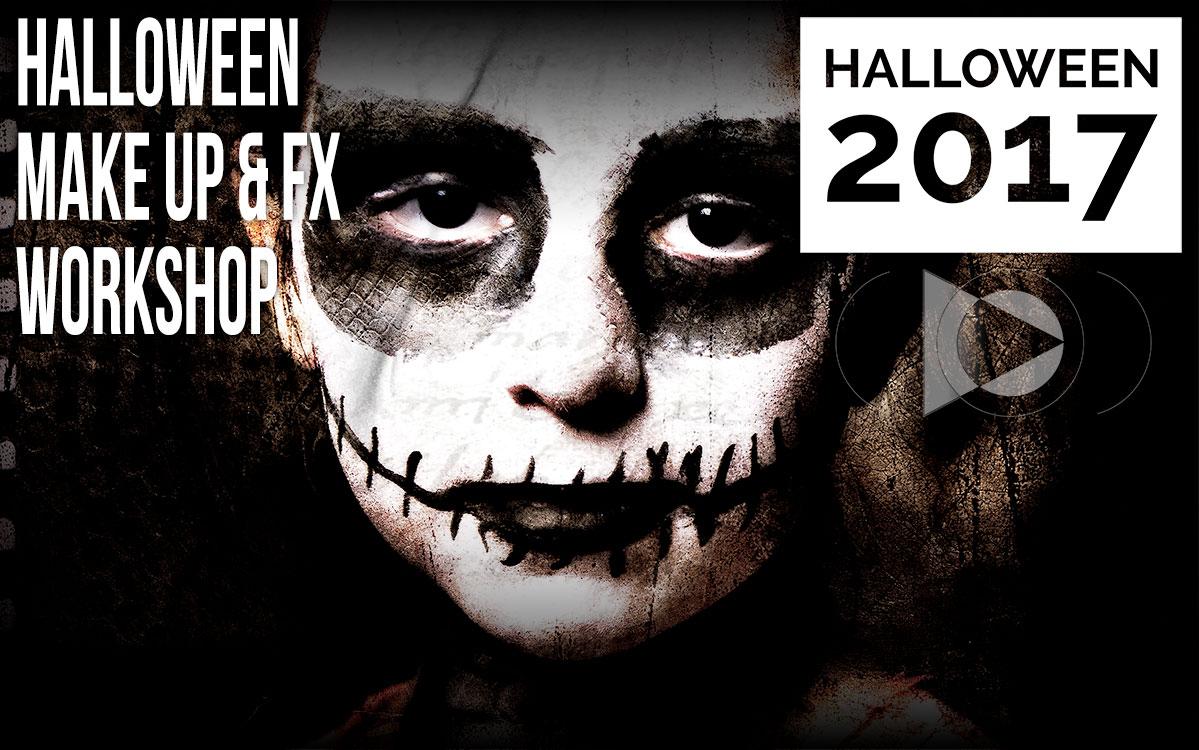 halloween makeup and fx workshop 2017 florida film academy