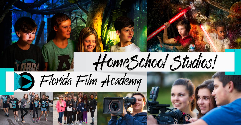 homeschool studios florida film academy