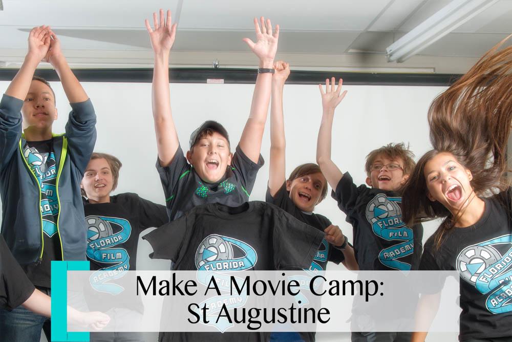 Make A Movie: St Augustine