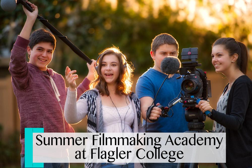 Summer Filmmaking Academy at Flagler College