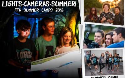 Summer Camps 2016 – Winter Garden