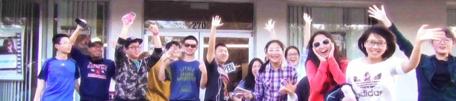 Beijing Students visit FFA!