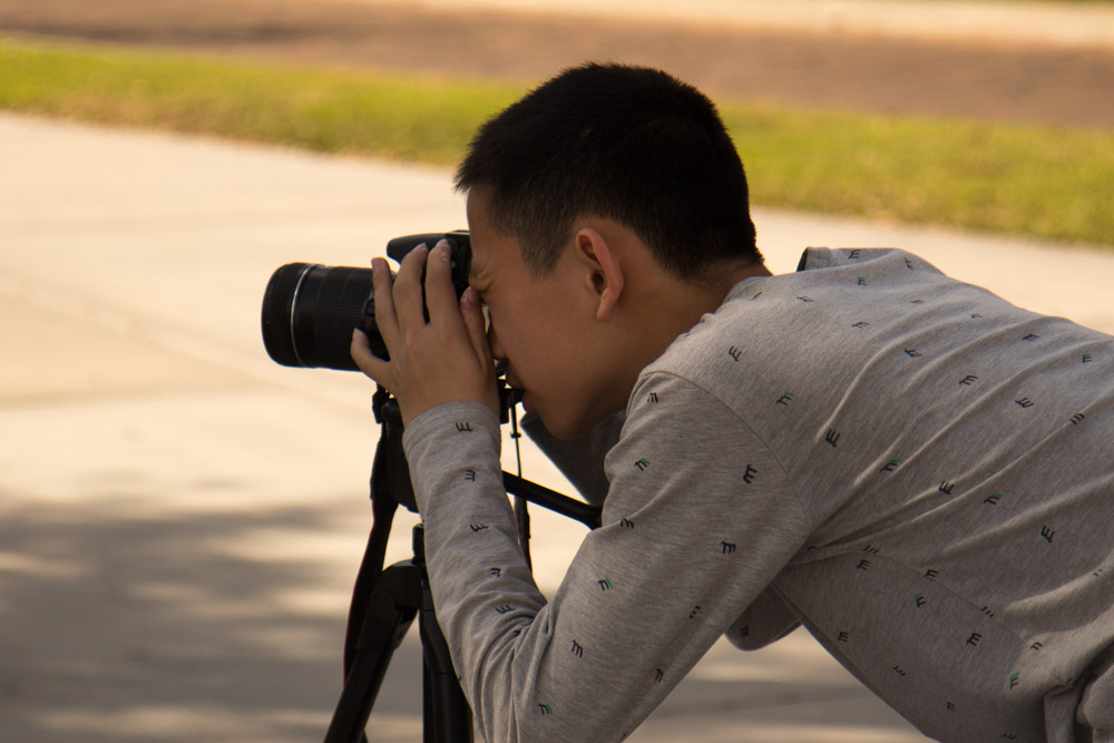Filmmaking with a DSLR