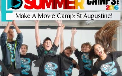 Make A Movie Camp: St Augustine
