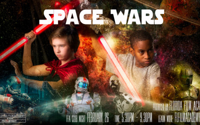 Club Night: Space Wars – the Movies!