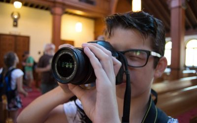 Summer 2018 Photography Intensive for Teens