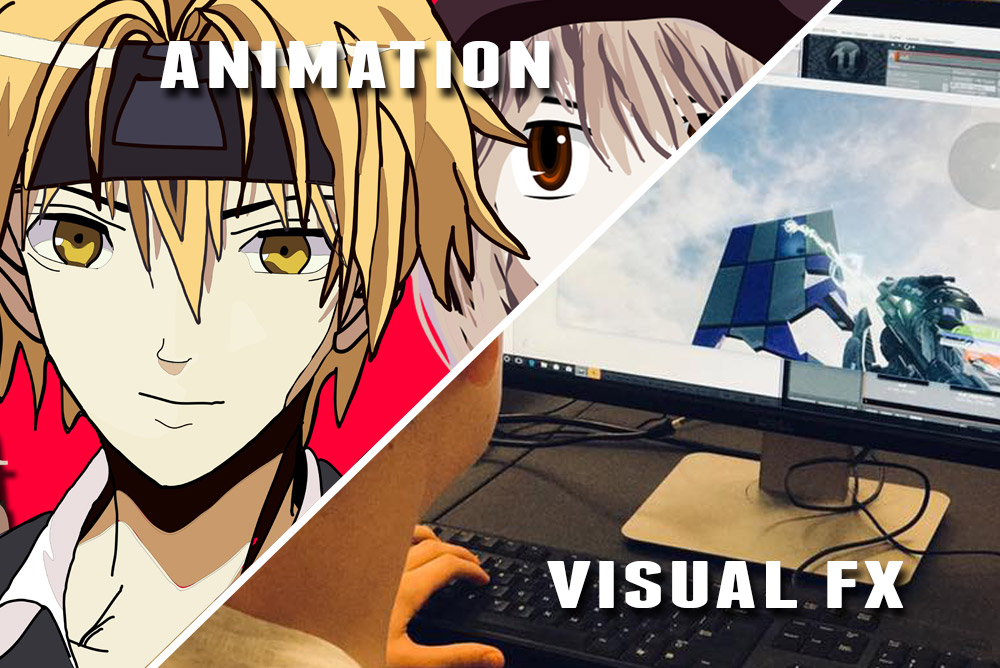 Summer PreCollege Animation and VFX
