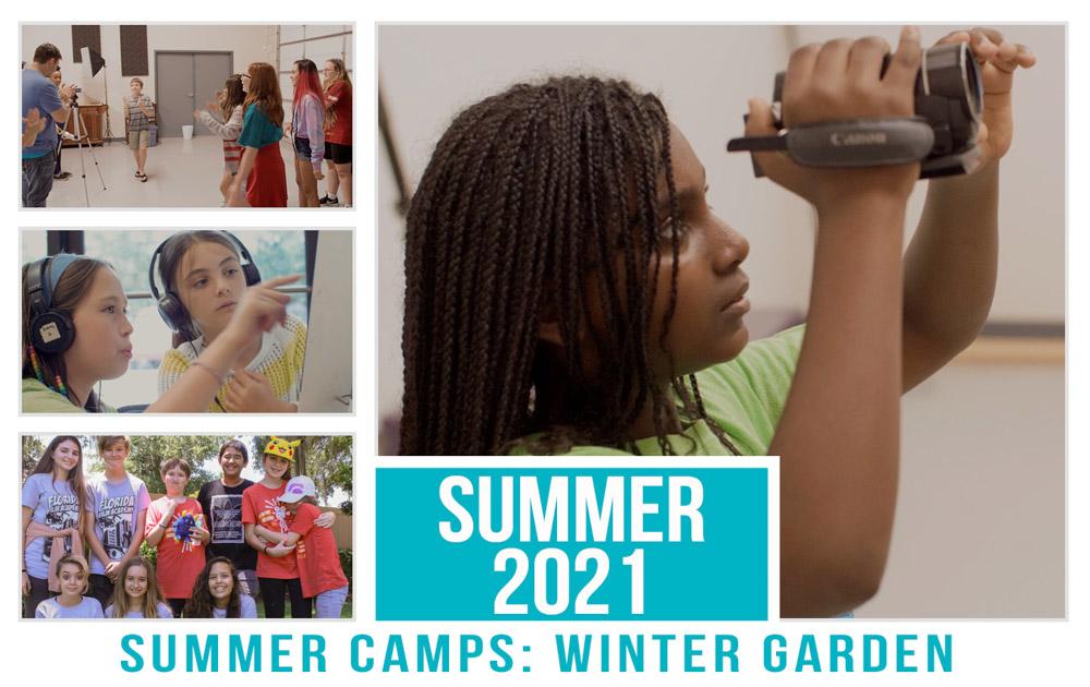 Summer Camps: Winter Garden